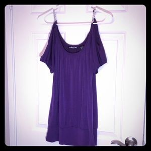 Sixteen - Women purple shirt,